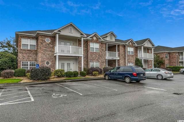 2053 Silvercrest Dr. 13-B, Myrtle Beach, SC 29579 (MLS #2101833) :: Armand R Roux | Real Estate Buy The Coast LLC