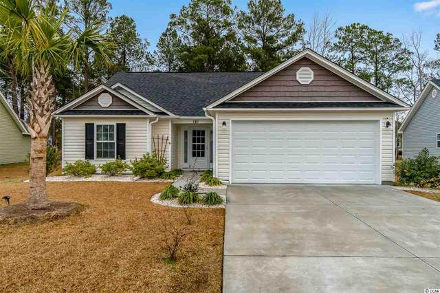 141 Ecum Secum Pl., Conway, SC 29527 (MLS #2101848) :: Right Find Homes