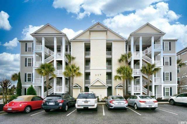 117 Ella Kinley Circle #401, Myrtle Beach, SC 29588 (MLS #2101849) :: The Litchfield Company