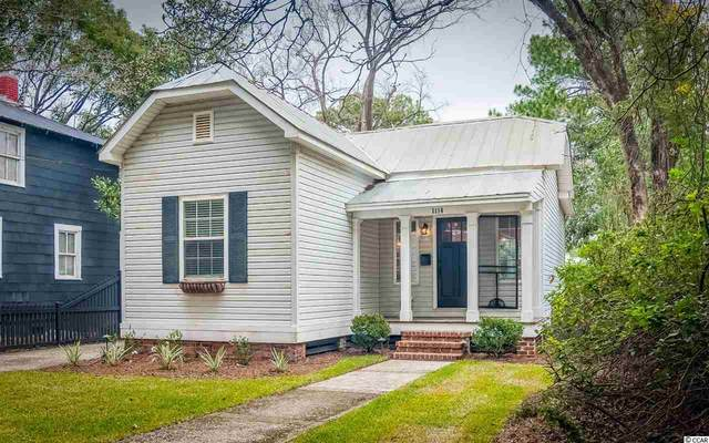 1114 Prince St., Georgetown, SC 29440 (MLS #2101852) :: Jerry Pinkas Real Estate Experts, Inc