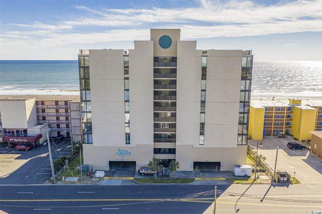 1425 S Ocean Blvd. 5E, North Myrtle Beach, SC 29582 (MLS #2101853) :: Coastal Tides Realty