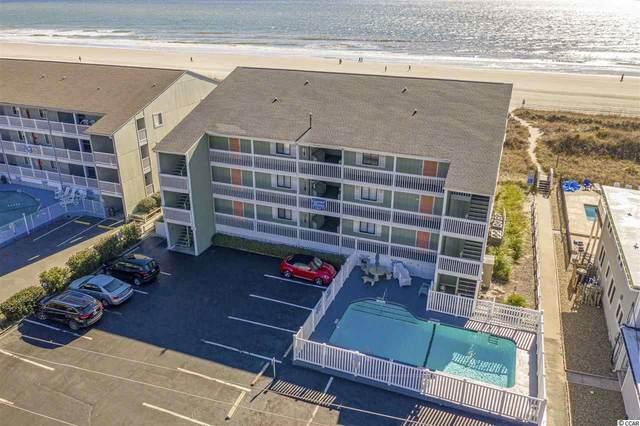 807 S Ocean Blvd. C-3, North Myrtle Beach, SC 29582 (MLS #2101860) :: Coastal Tides Realty