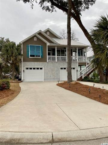 44 Cottage Dr., Murrells Inlet, SC 29576 (MLS #2101861) :: Hawkeye Realty