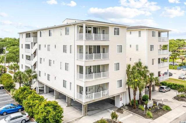 4604 S Ocean Blvd. 3-A, North Myrtle Beach, SC 29582 (MLS #2101874) :: Sloan Realty Group