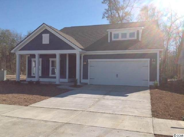 821 Turtle Dove Circle, Myrtle Beach, SC 29577 (MLS #2101932) :: Duncan Group Properties