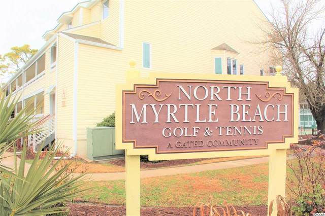 1100 Possum Trot Rd. A-206, North Myrtle Beach, SC 29582 (MLS #2101951) :: Welcome Home Realty