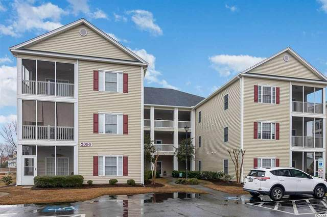 2090 Crossgate Blvd. #202, Surfside Beach, SC 29575 (MLS #2101956) :: Jerry Pinkas Real Estate Experts, Inc