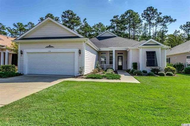 130 Sugar Loaf Ln., Murrells Inlet, SC 29576 (MLS #2101962) :: The Lachicotte Company
