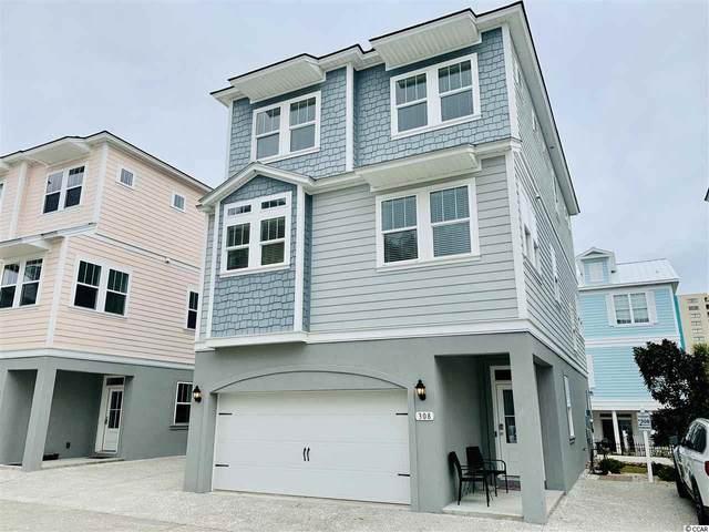 308 Surfview Pl., Myrtle Beach, SC 29572 (MLS #2101967) :: The Litchfield Company
