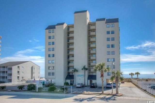 3513 S Ocean Blvd. #703, North Myrtle Beach, SC 29582 (MLS #2101975) :: Grand Strand Homes & Land Realty