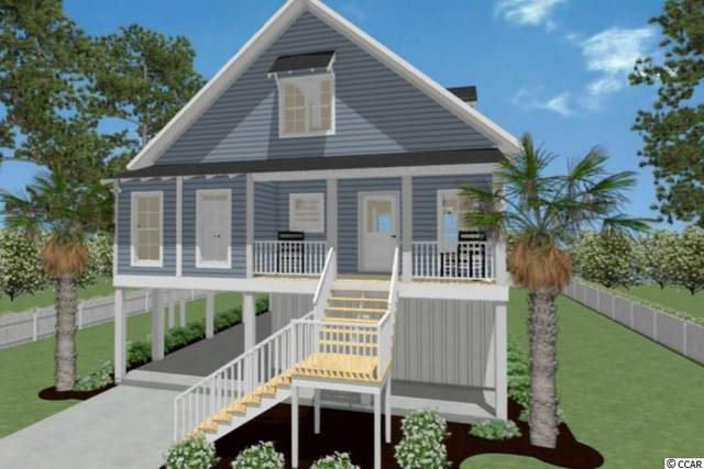 414 1st Ave. N, Surfside Beach, SC 29575 (MLS #2101981) :: The Litchfield Company