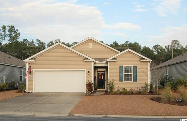 604 Hay Hill Ln., Myrtle Beach, SC 29579 (MLS #2101984) :: Right Find Homes