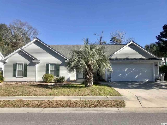 261 Melody Gardens Dr., Surfside Beach, SC 29575 (MLS #2101989) :: Right Find Homes