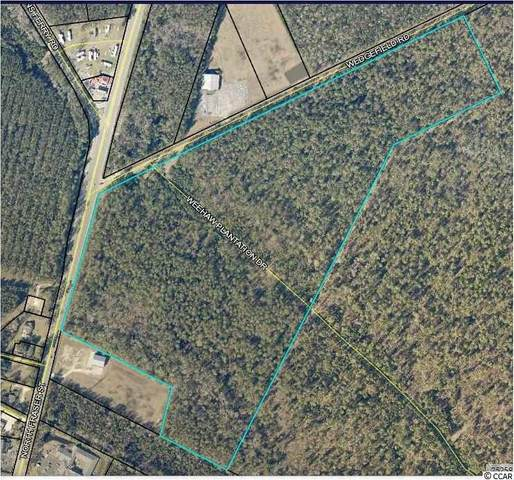 49 Acres Weehaw Plantation Dr., Georgetown, SC 29440 (MLS #2102002) :: Right Find Homes