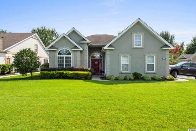 1500 Saint Thomas Circle, Myrtle Beach, SC 29577 (MLS #2102046) :: Armand R Roux | Real Estate Buy The Coast LLC