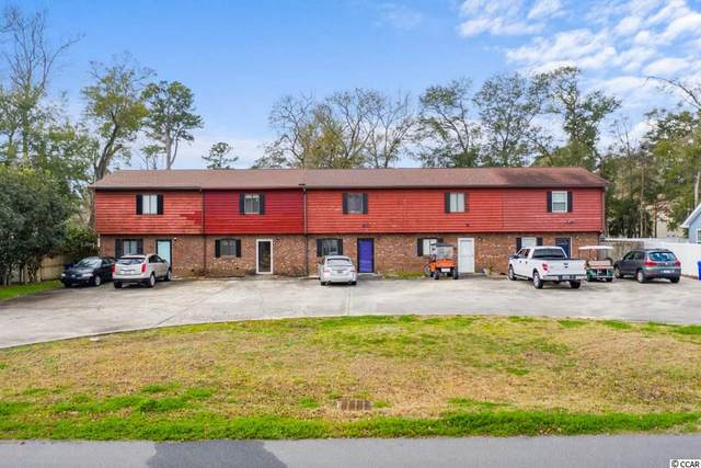 633 Sparrow Dr. B, Surfside Beach, SC 29575 (MLS #2102081) :: The Litchfield Company