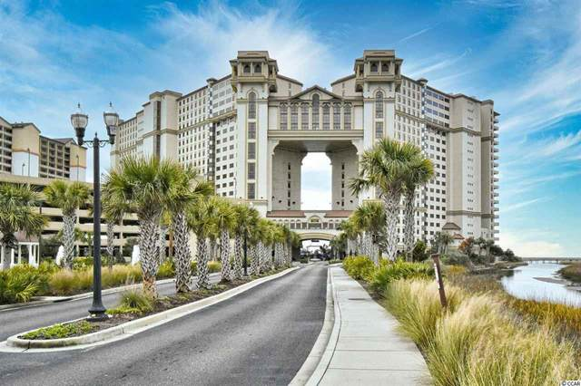 100 N North Beach Blvd. #1208, North Myrtle Beach, SC 29582 (MLS #2102084) :: James W. Smith Real Estate Co.