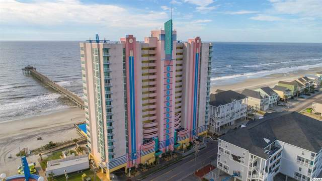 3500 N Ocean Blvd. #1503, North Myrtle Beach, SC 29582 (MLS #2102087) :: The Litchfield Company