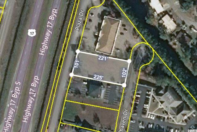 11883 Plaza Dr., Murrells Inlet, SC 29576 (MLS #2102097) :: Garden City Realty, Inc.