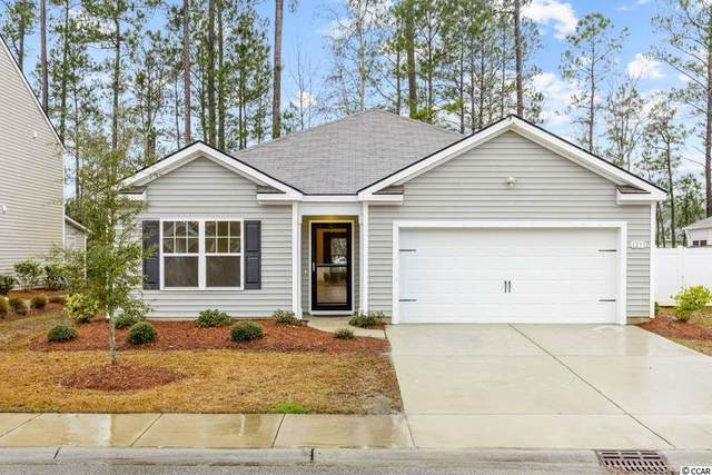 1233 Midtown Village Dr., Conway, SC 29526 (MLS #2102105) :: The Litchfield Company