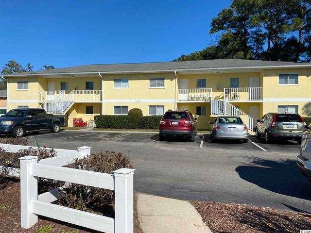 1200 5th Ave. N #1002, Surfside Beach, SC 29575 (MLS #2102136) :: Dunes Realty Sales