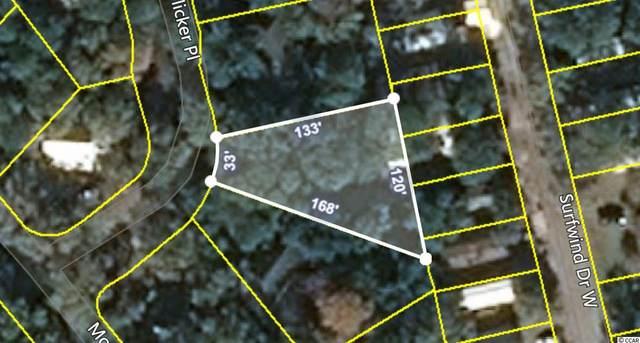 798 Flicker Pl., Murrells Inlet, SC 29576 (MLS #2102137) :: The Litchfield Company