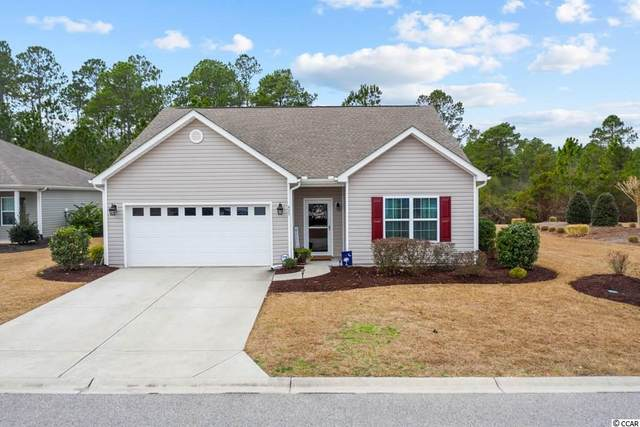 425 Hillsborough Dr., Conway, SC 29526 (MLS #2102169) :: Armand R Roux | Real Estate Buy The Coast LLC