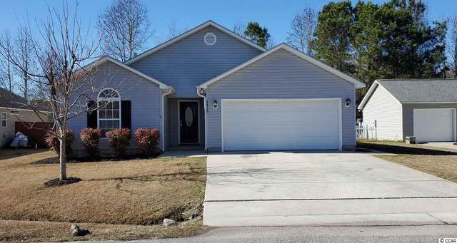 9820 Conifer Ln., Murrells Inlet, SC 29576 (MLS #2102178) :: The Lachicotte Company