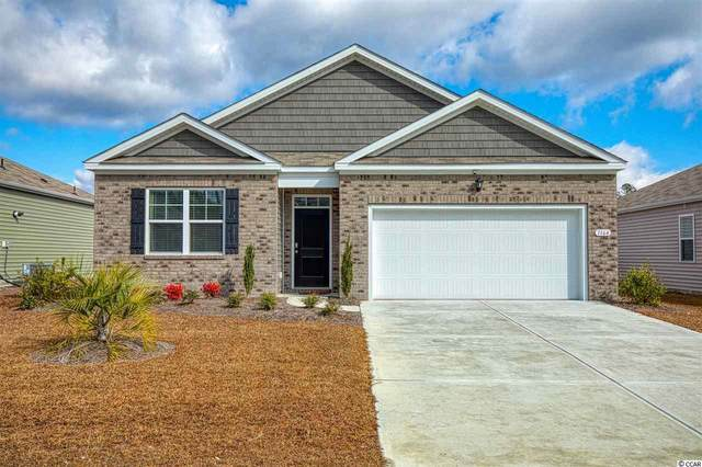 1164 Maxwell Dr., Little River, SC 29566 (MLS #2102179) :: Grand Strand Homes & Land Realty