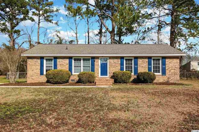 110 Longwood Ln., Conway, SC 29527 (MLS #2102196) :: Sloan Realty Group