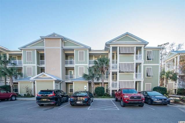 82 Mingo Dr. 2C, Pawleys Island, SC 29585 (MLS #2102242) :: Jerry Pinkas Real Estate Experts, Inc