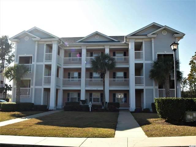 604 Waterway Village Blvd 29G, Myrtle Beach, SC 29579 (MLS #2102243) :: Armand R Roux | Real Estate Buy The Coast LLC