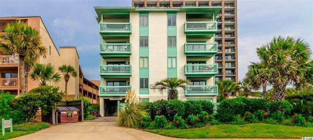 5521 N Ocean Blvd. 1 A, Myrtle Beach, SC 29577 (MLS #2102247) :: Armand R Roux | Real Estate Buy The Coast LLC
