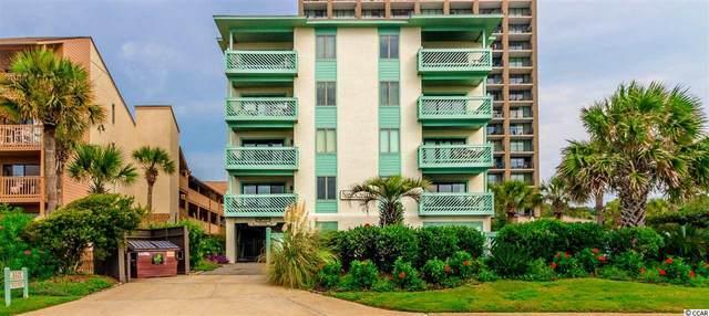 5521 N Ocean Blvd. 1 A, Myrtle Beach, SC 29577 (MLS #2102247) :: Team Amanda & Co
