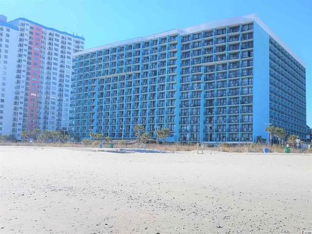 1501 S Ocean Blvd. #1414, Myrtle Beach, SC 29577 (MLS #2102264) :: The Lachicotte Company