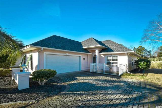10107 Duval Dr., Murrells Inlet, SC 29576 (MLS #2102288) :: The Litchfield Company