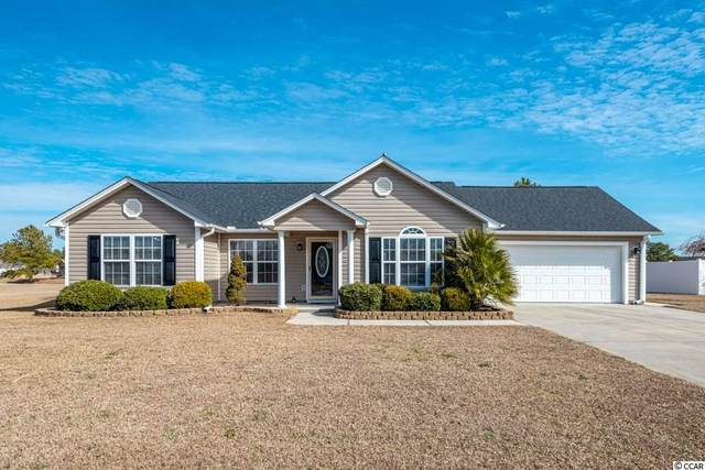 431 Carolina Hickory St., Loris, SC 29569 (MLS #2102295) :: The Litchfield Company