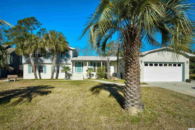 33 Smith Blvd., Myrtle Beach, SC 29588 (MLS #2102297) :: The Litchfield Company
