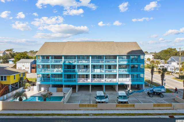 2700 S Ocean Blvd. 3D, North Myrtle Beach, SC 29582 (MLS #2102300) :: The Greg Sisson Team