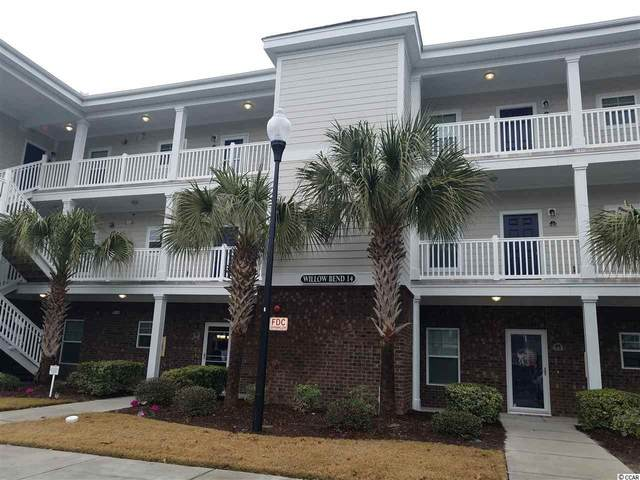 6253 Catalina Dr. #1411, North Myrtle Beach, SC 29582 (MLS #2102322) :: The Litchfield Company