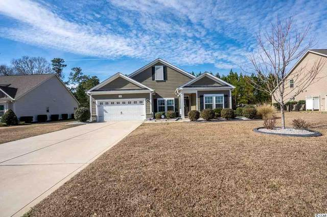 112 Board Landing Circle, Conway, SC 29526 (MLS #2102339) :: The Lachicotte Company