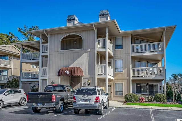 4206 Pinehurst Circle E9, Little River, SC 29566 (MLS #2102360) :: Grand Strand Homes & Land Realty
