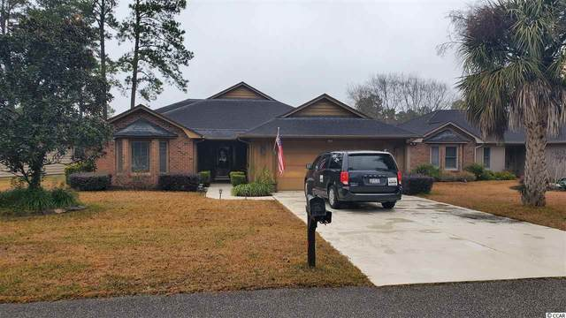 112 Juneberry Ln., Conway, SC 29526 (MLS #2102364) :: The Litchfield Company