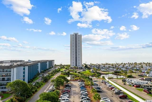 5905 S Kings Hwy. #715, Myrtle Beach, SC 29575 (MLS #2102367) :: Armand R Roux | Real Estate Buy The Coast LLC