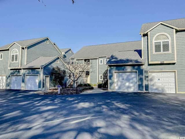 800 Castleford Circle 1-D, Myrtle Beach, SC 29572 (MLS #2102370) :: The Lachicotte Company