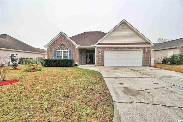 260 Sienna Dr., Little River, SC 29566 (MLS #2102386) :: Grand Strand Homes & Land Realty