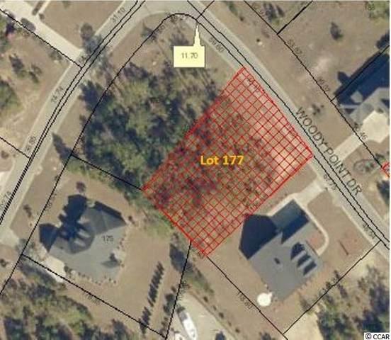 Lot 177 Woody Point Dr., Murrells Inlet, SC 29576 (MLS #2102392) :: Leonard, Call at Kingston