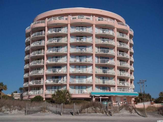 202 70th Ave. N #704, Myrtle Beach, SC 29572 (MLS #2102401) :: Leonard, Call at Kingston