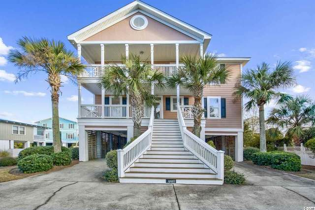 758 Parker Dr., Pawleys Island, SC 29585 (MLS #2102413) :: The Hoffman Group