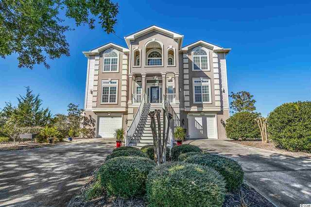 4600 South Island Dr., North Myrtle Beach, SC 29582 (MLS #2102429) :: The Litchfield Company